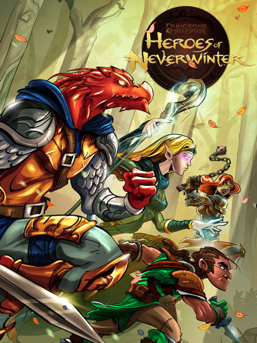 Heroes of Neverwinter Artwork