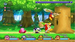 Kirbys Adventure Wii - Multiplayer