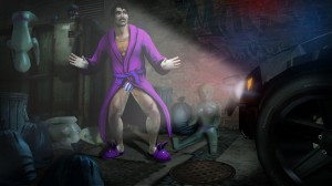 Saints Row The Third - Back Alley