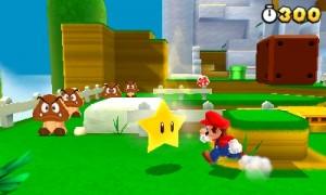 Super Mario 3D Land - Star