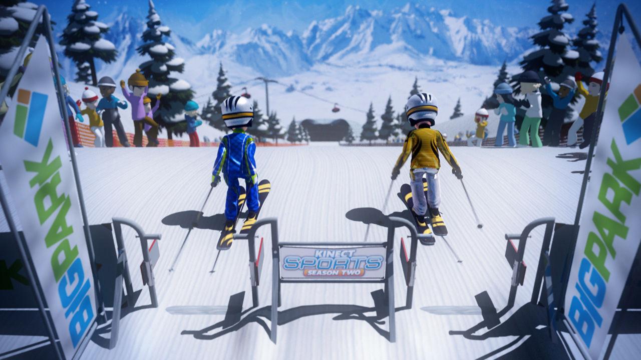 KinectSportsSeason2_Skiing