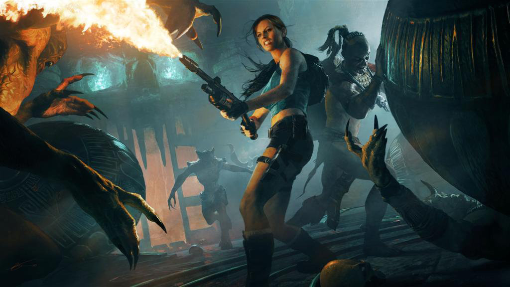 LaraCroftGOL_Flamethrower