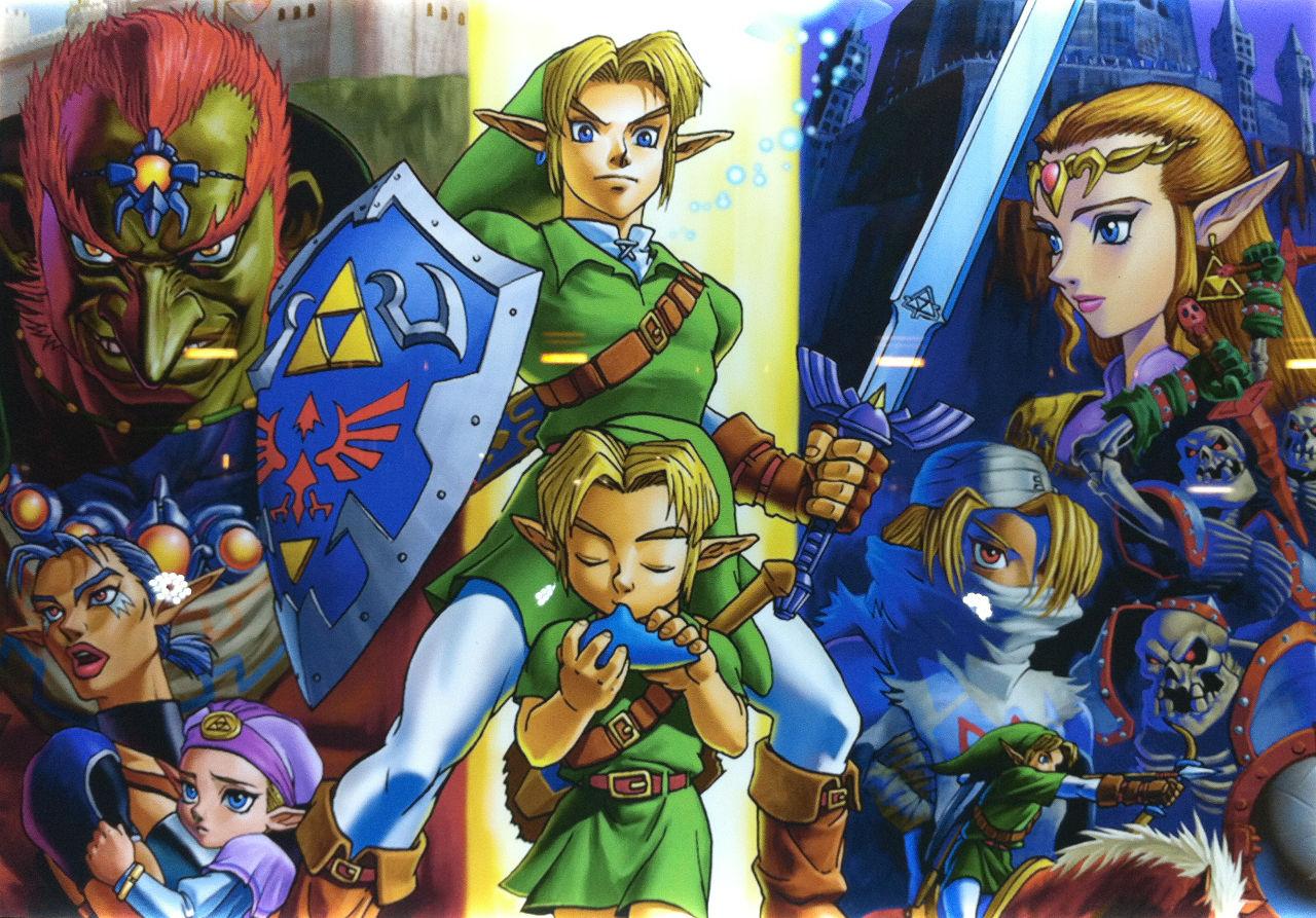 The Legend Of Zelda 25th Anniversary Symphony Concert