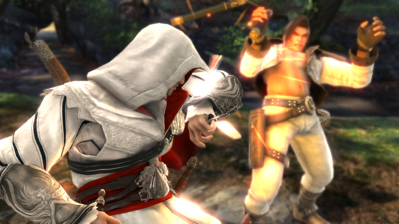 SoulCalibur V Screenshot - Ezio 1