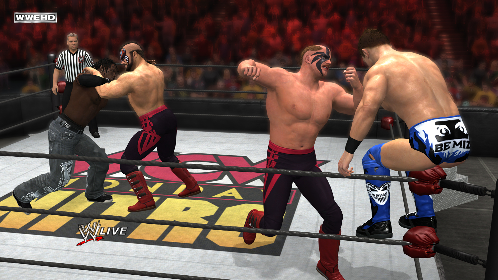 WWE 12 - Road Warriors
