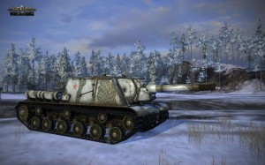 World Of Tanks - Snowman