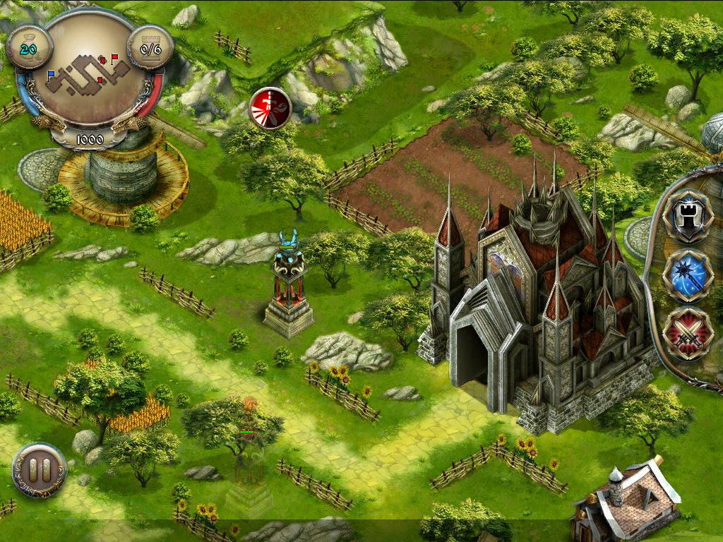 Defenders of Ardania - Farmland
