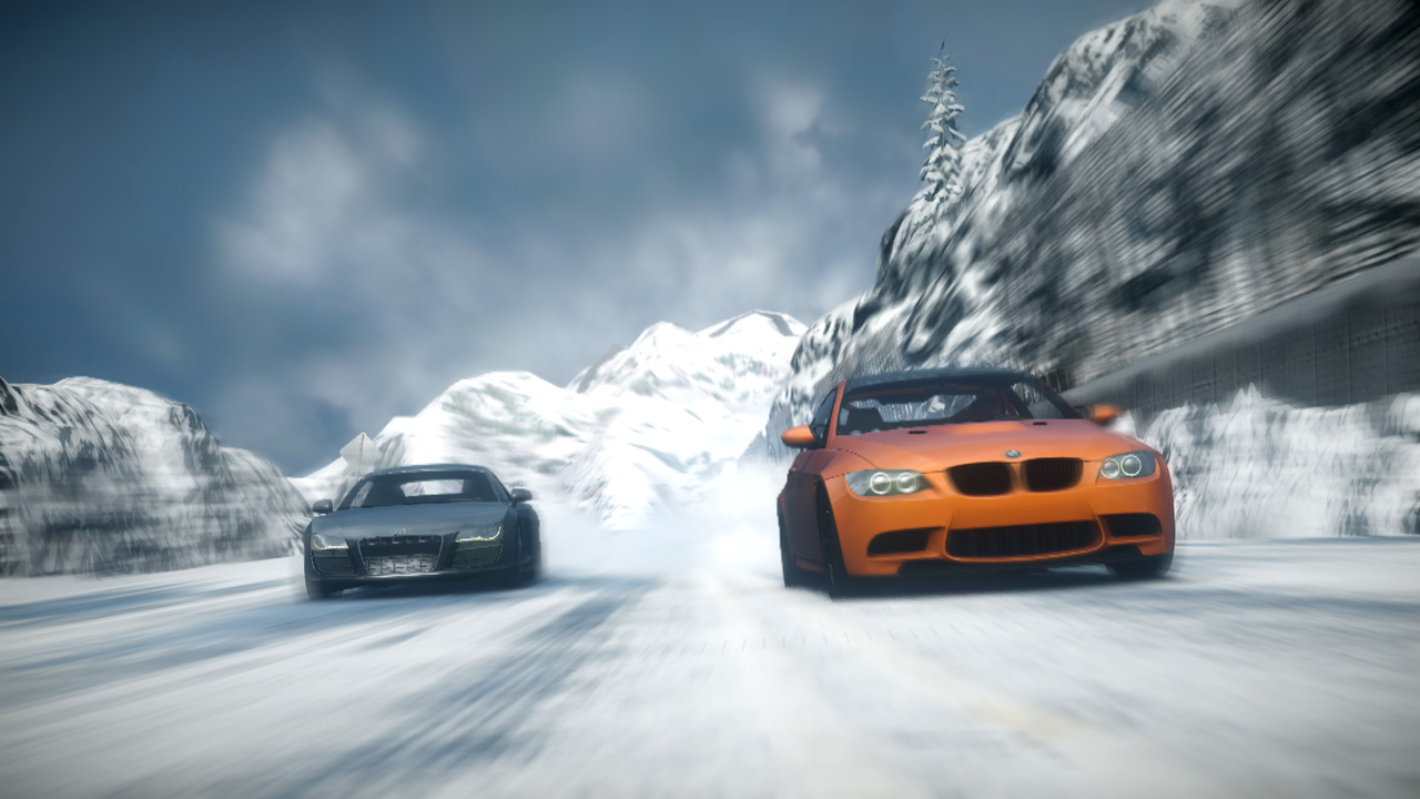 Need For Speed The Run - Independence Pass 9