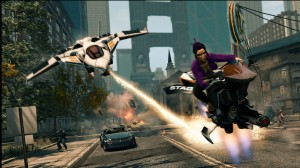 Saints Row: The Third - VTOL
