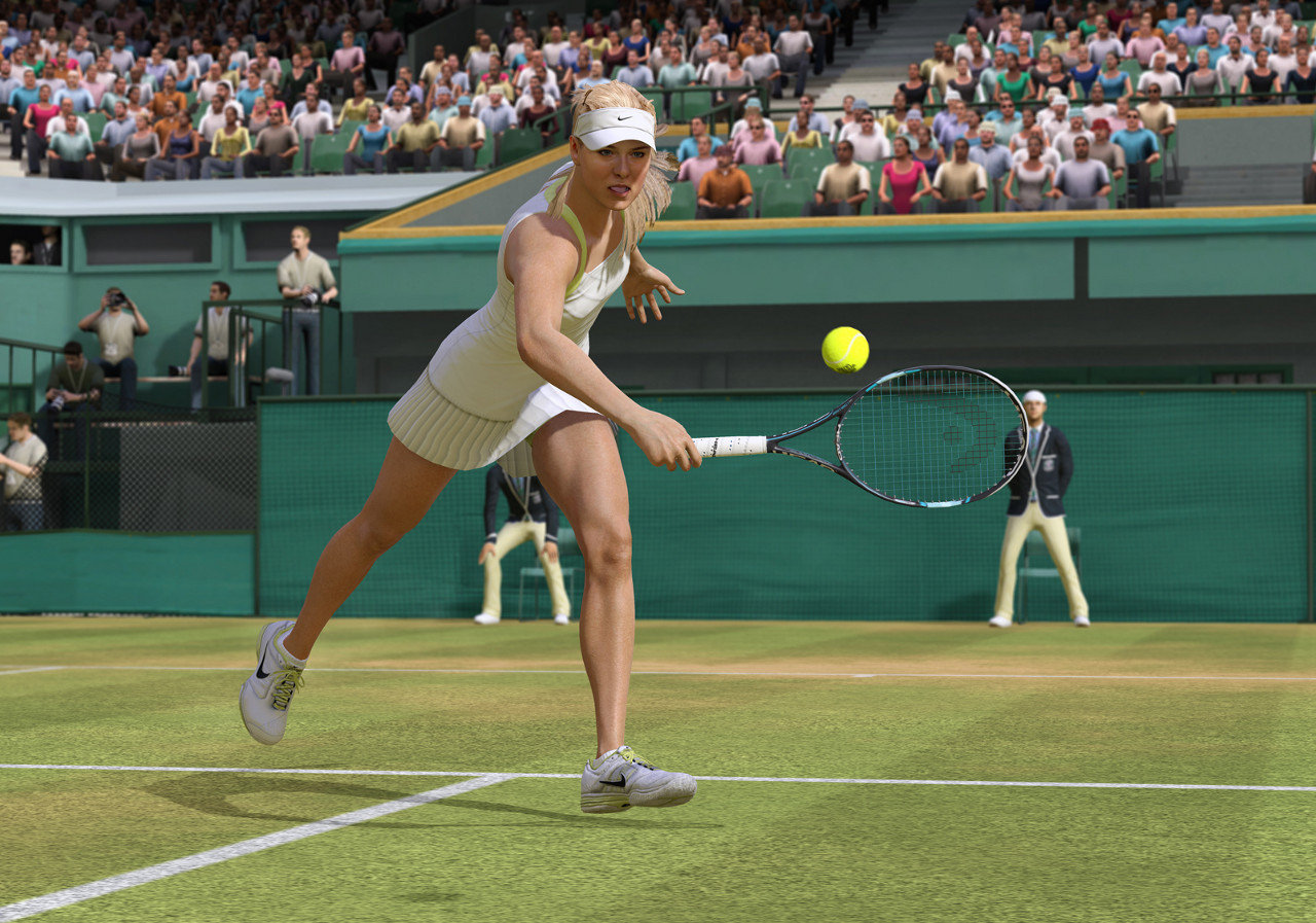 grand tennis