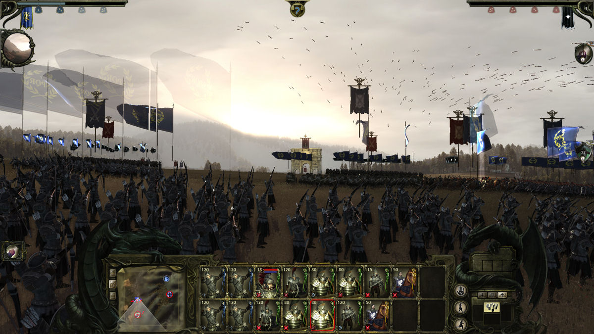 King Arthur II Screenshot - In Battle