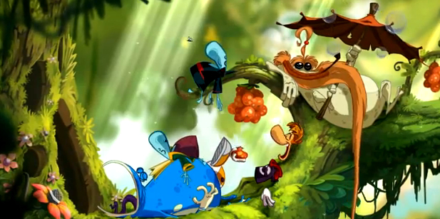 Rayman Origins It all started with a nap