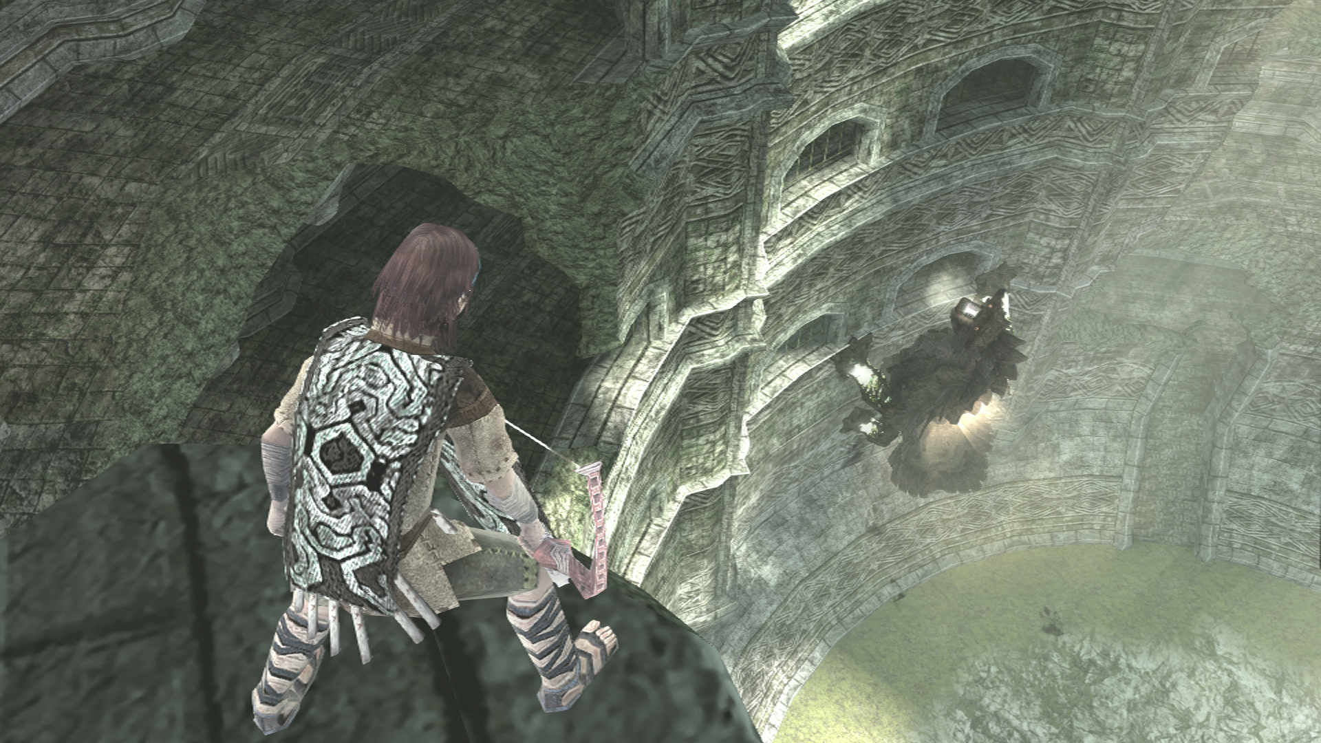 Shadow of the Colossus Tower