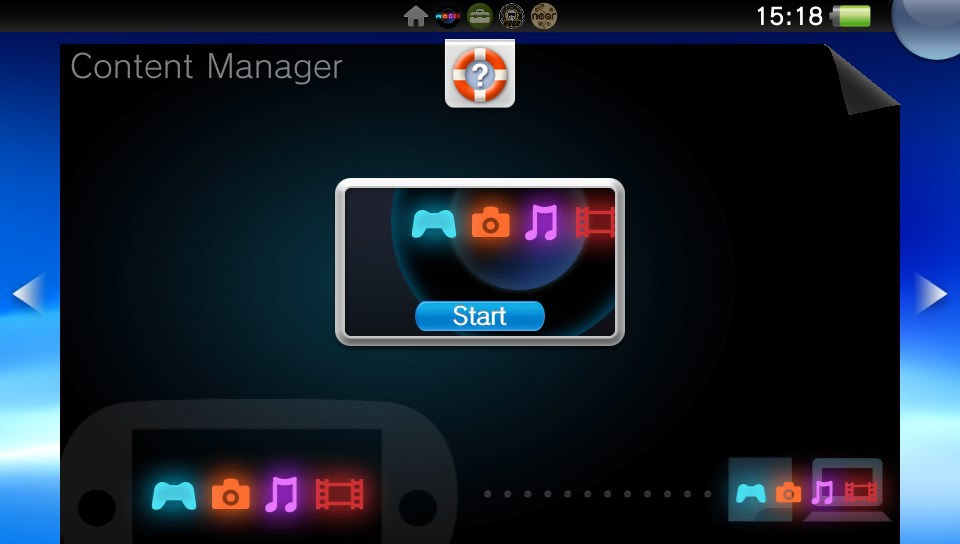 ps vita content manager download for pc