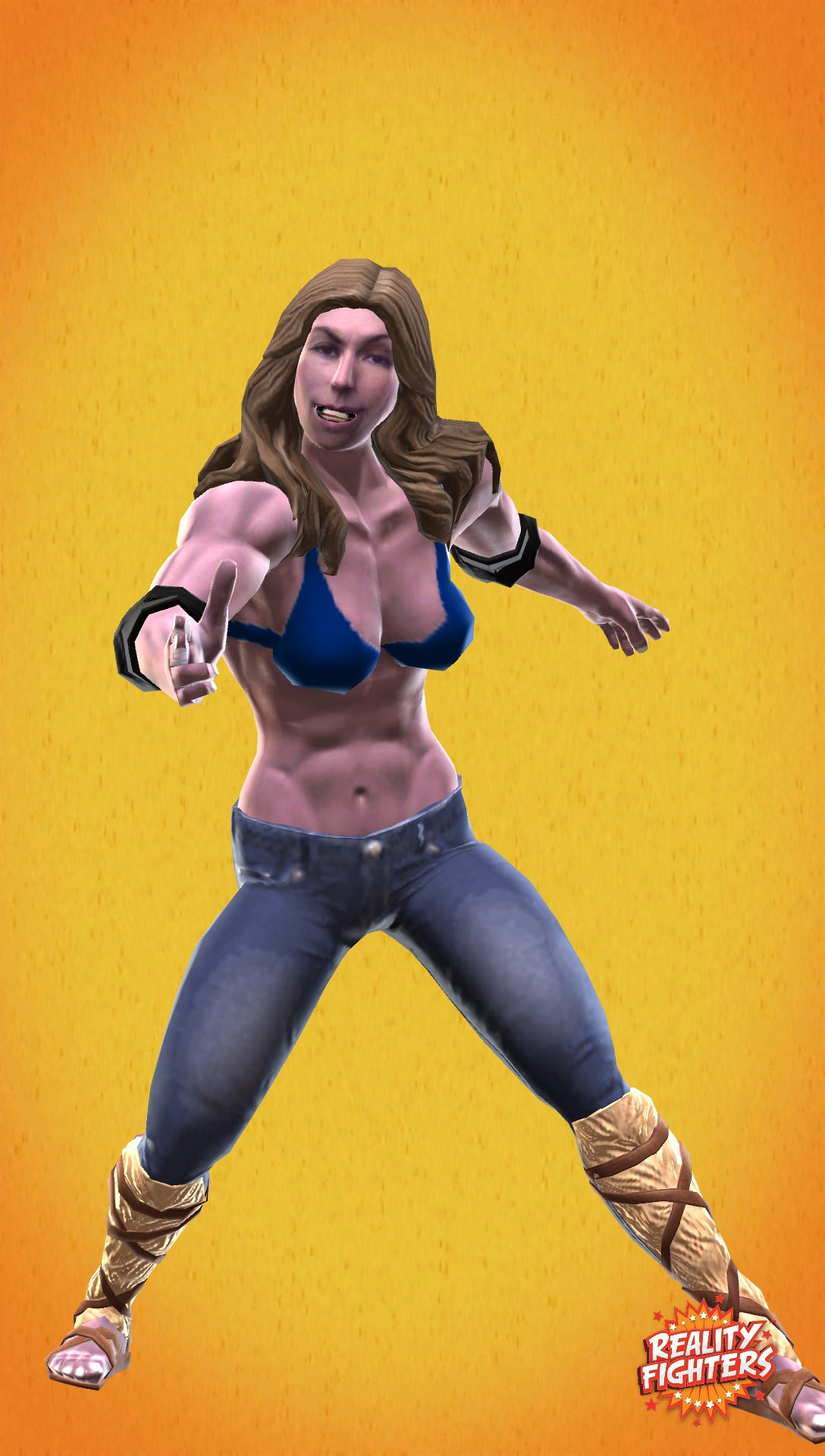 Reality Fighters Character Shot Weefz
