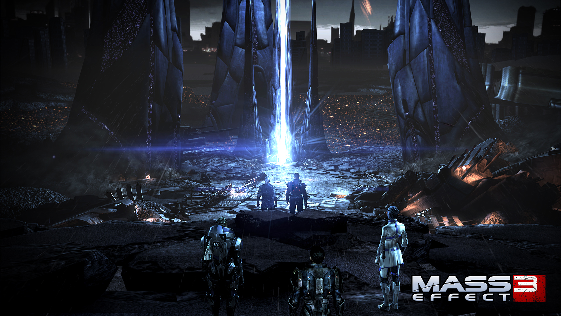 Mass Effect 3 Beam