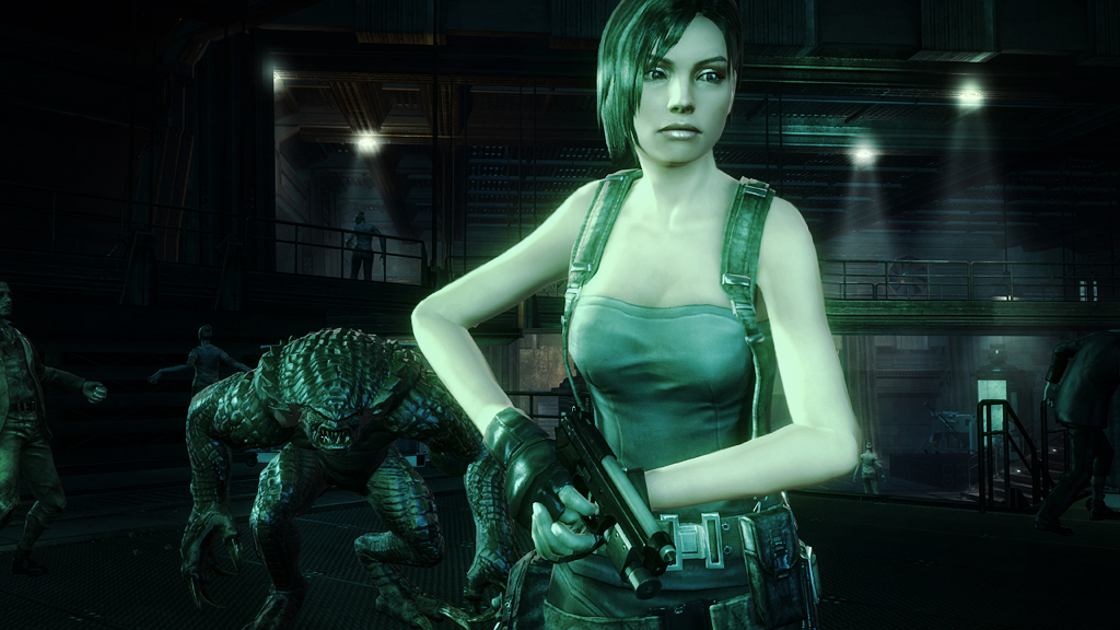 Resident Evil Operation Raccoon City Jill Heroes Mode