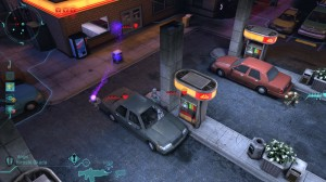 XCOM: Enemy Unknown - Petrol Station Battle