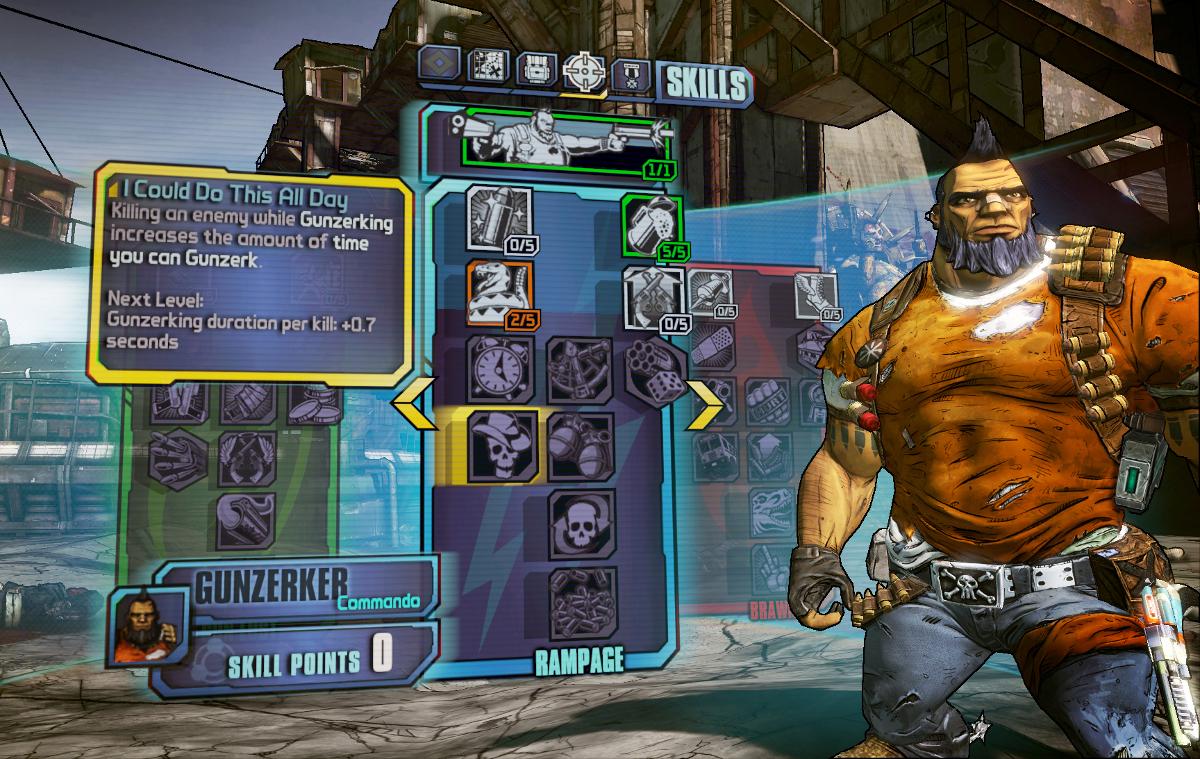 Borderlands 2 3rd weapon slot mission