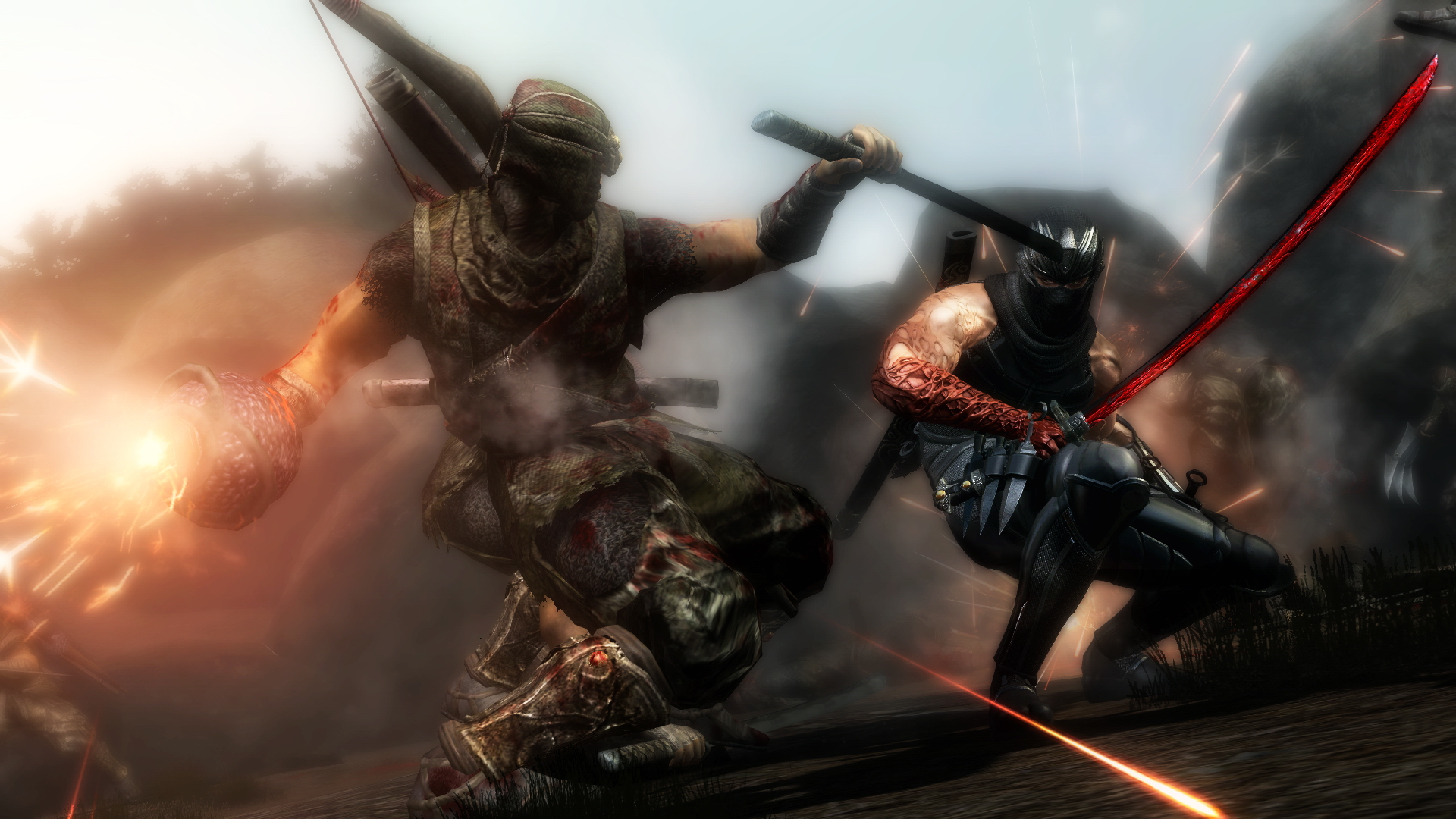 Ninja Gaiden 3 Review Ps3 The Average Gamer