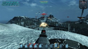 Carrier Command: Gaea Mission - Snow