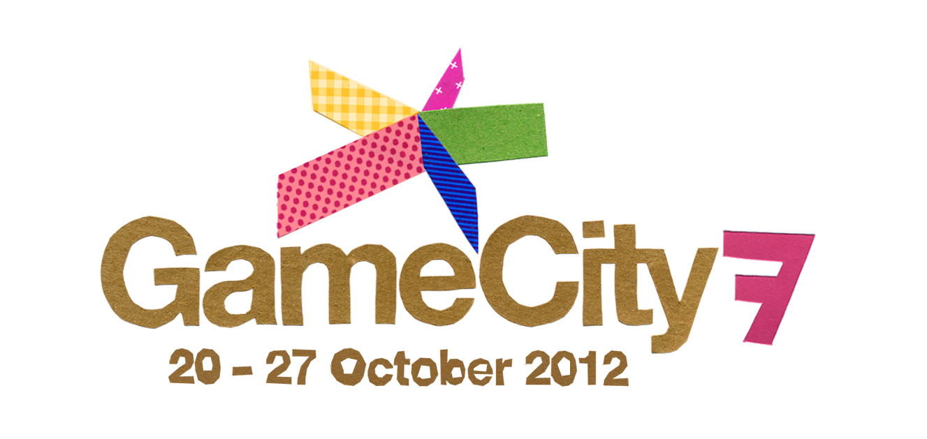 GameCity 7 logo with dates