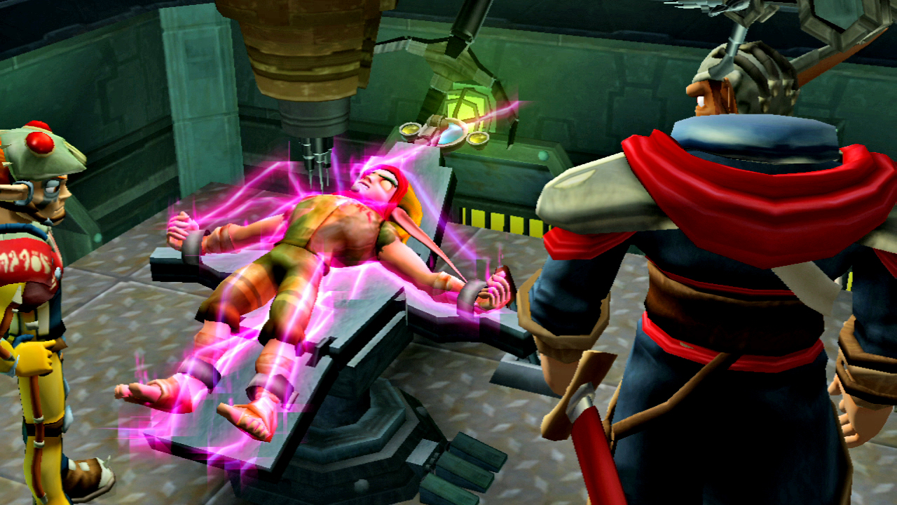 Jak and Daxter Trilogy Screenshot 1