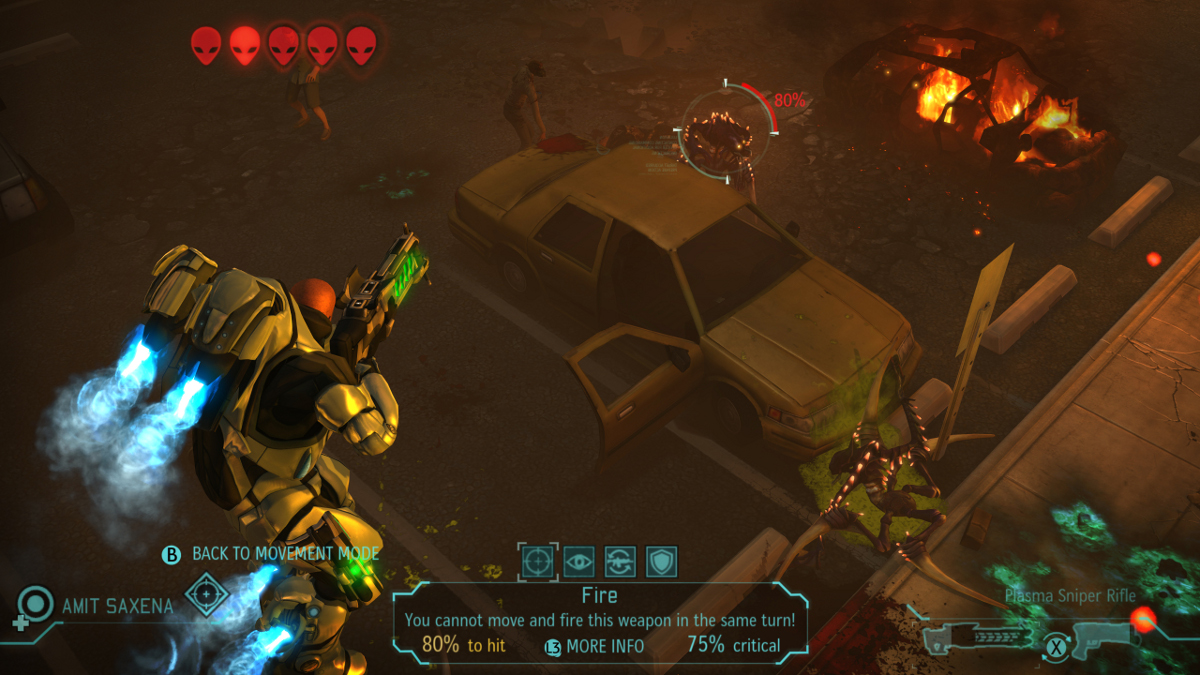 Xcom Enemy Unknown Alien Types Hands-On with XCOM: En...