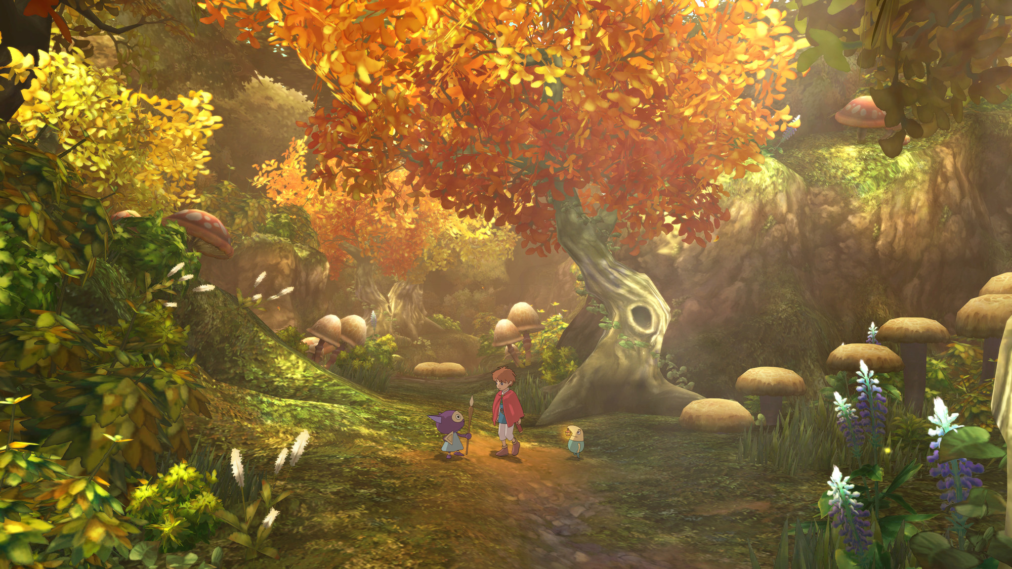 Ni no Kuni - Golden Grove