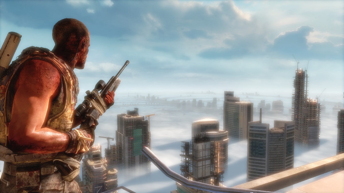 Spec Ops The Line - Cityscape