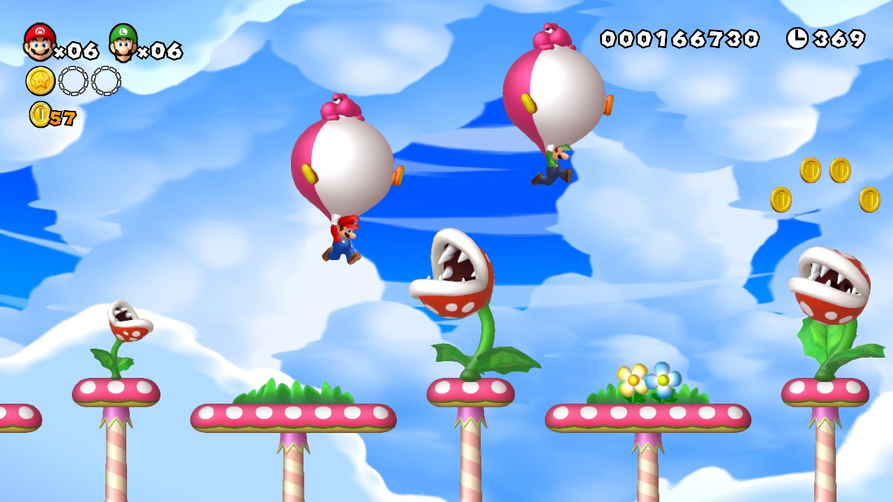 Wii U - New Super Mario Bros. U