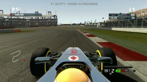F1 2012 - Circuit of the Americas - Turn 12