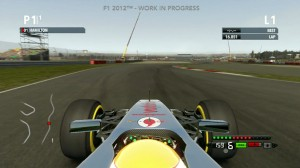 F1 2012 - Circuit of the Americas - Turn 4