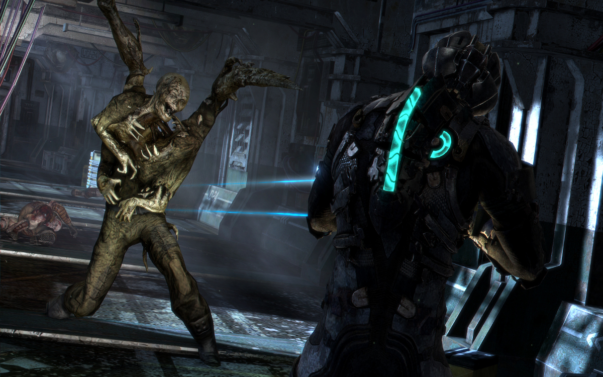 Dead Space 3 Monster Thing