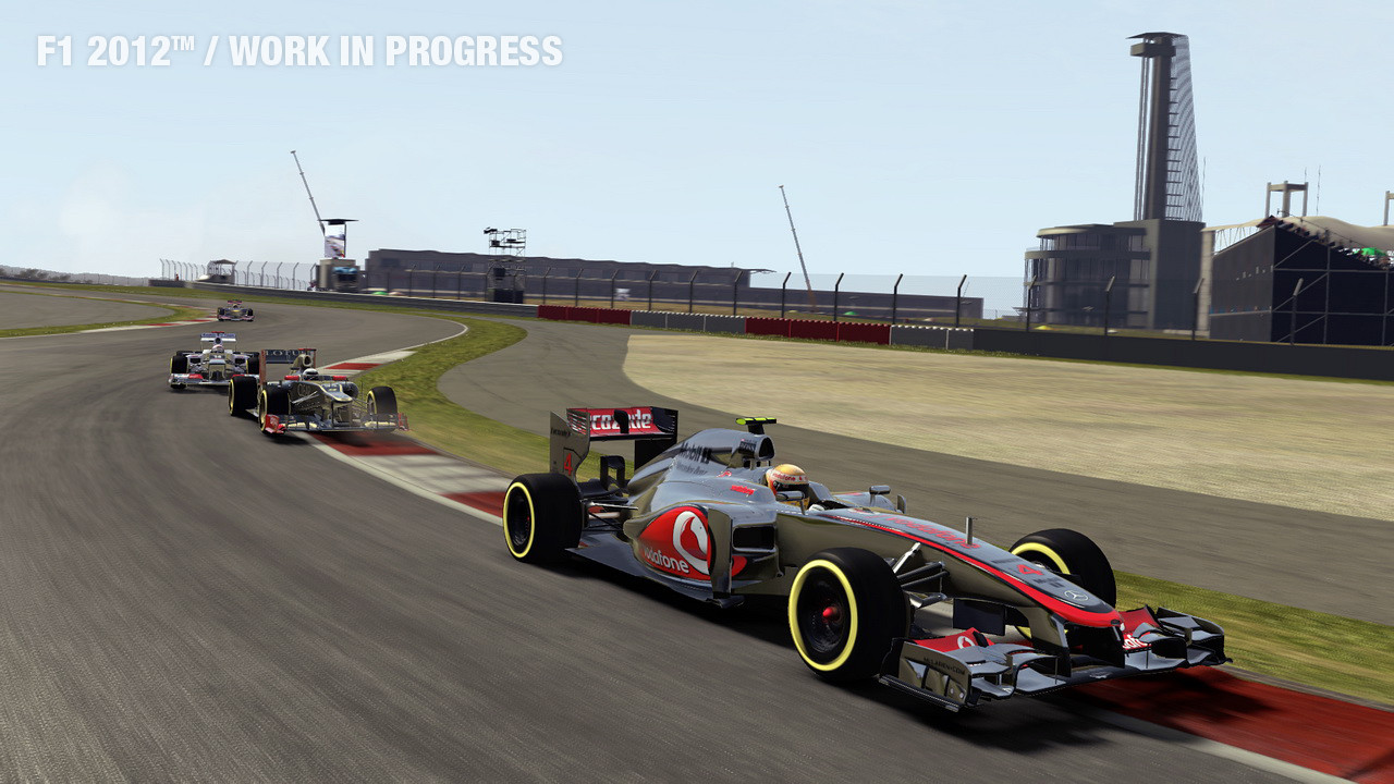 F1 2012 - Circuit of the Americas