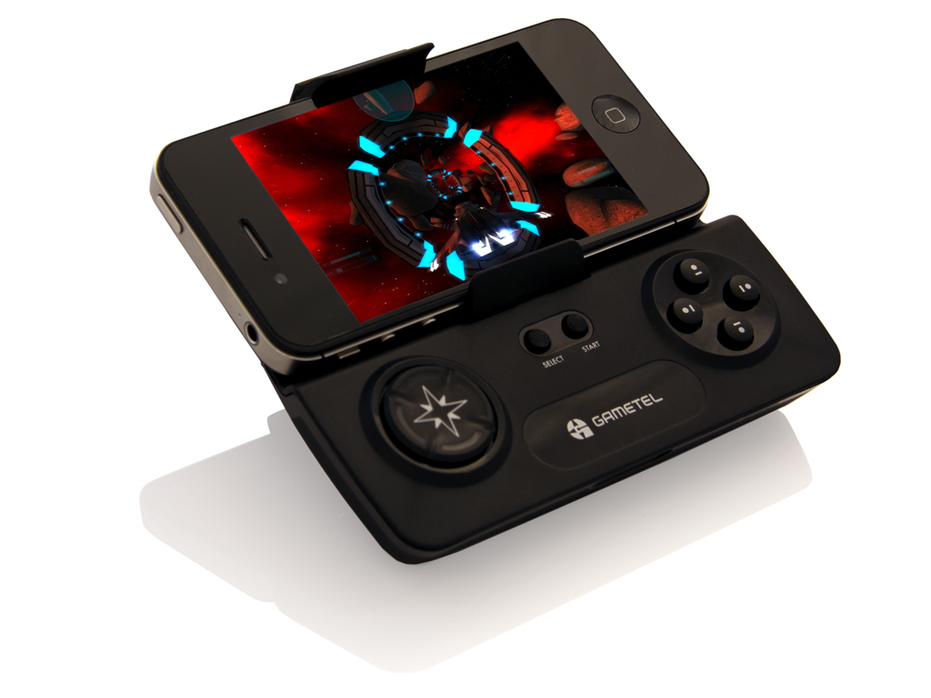 Gametel iPhone