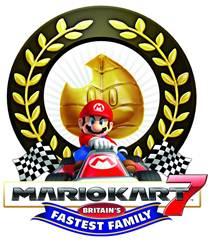Mario Kart 7 Fastest Family