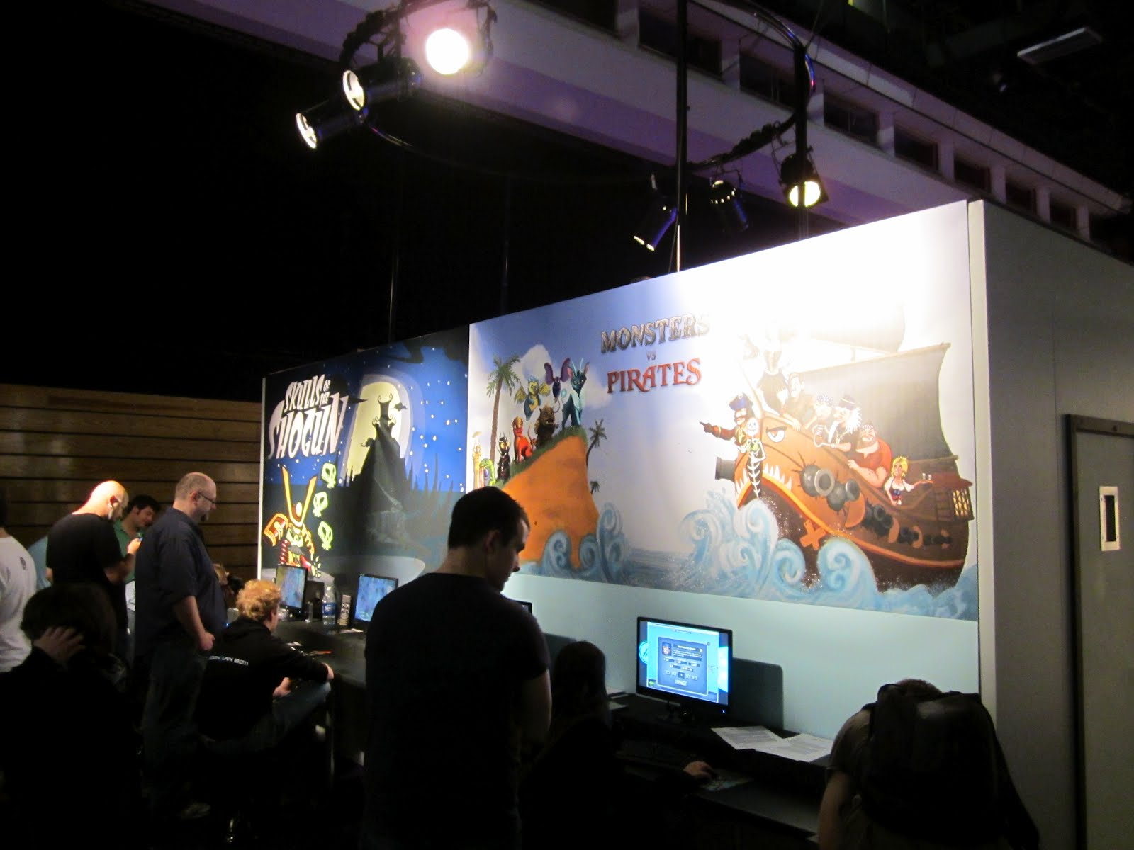 Rezzed Show - Jon - Monsters vs Pirates