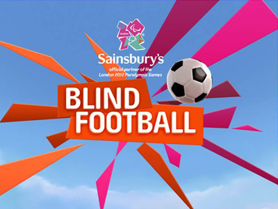 Sainsbury&#039;s Blind Football