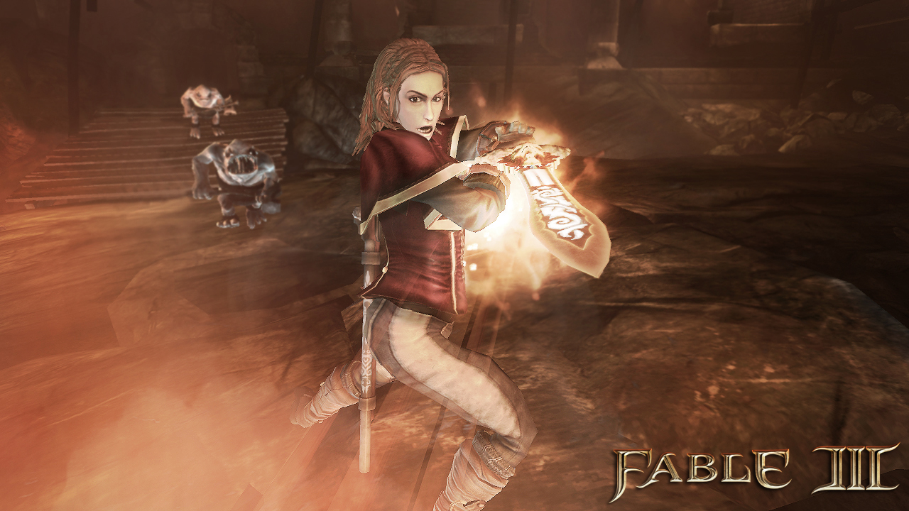 A Big Moan About Fable III – The Average Gamer