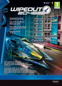 MCV - WipEout2048 Advert