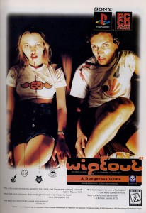 Studio Liverpool - WipEout Ad