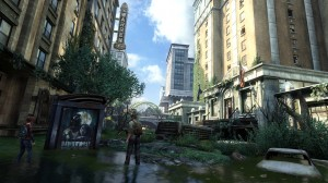 The Last Of Us - Flooded Street