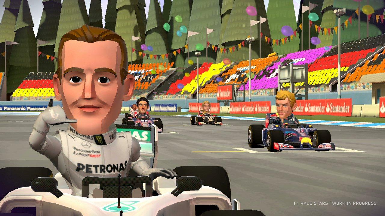 F1 Race Stars - Drivers