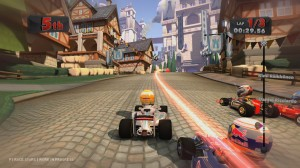 F1 Race Stars - Castle