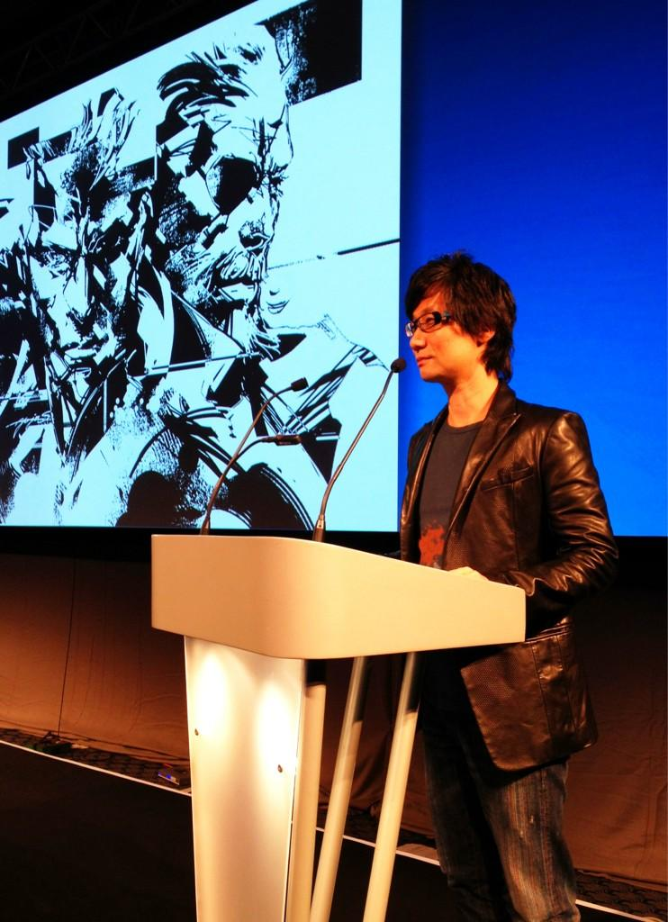 Kojima Eurogamer Expo 2012 Twitter