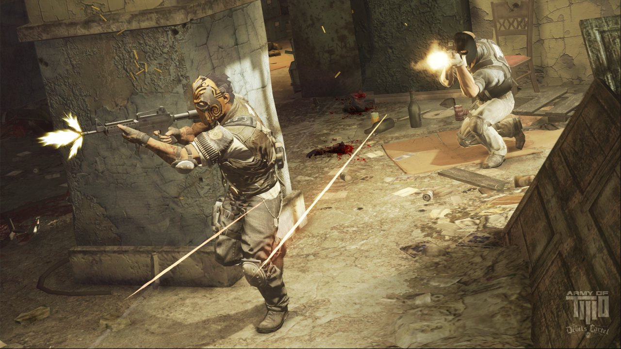 Army Of Two: The Devil's Cartel - Run And Gun