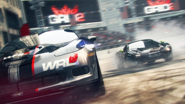 GRID 2 WRL cars