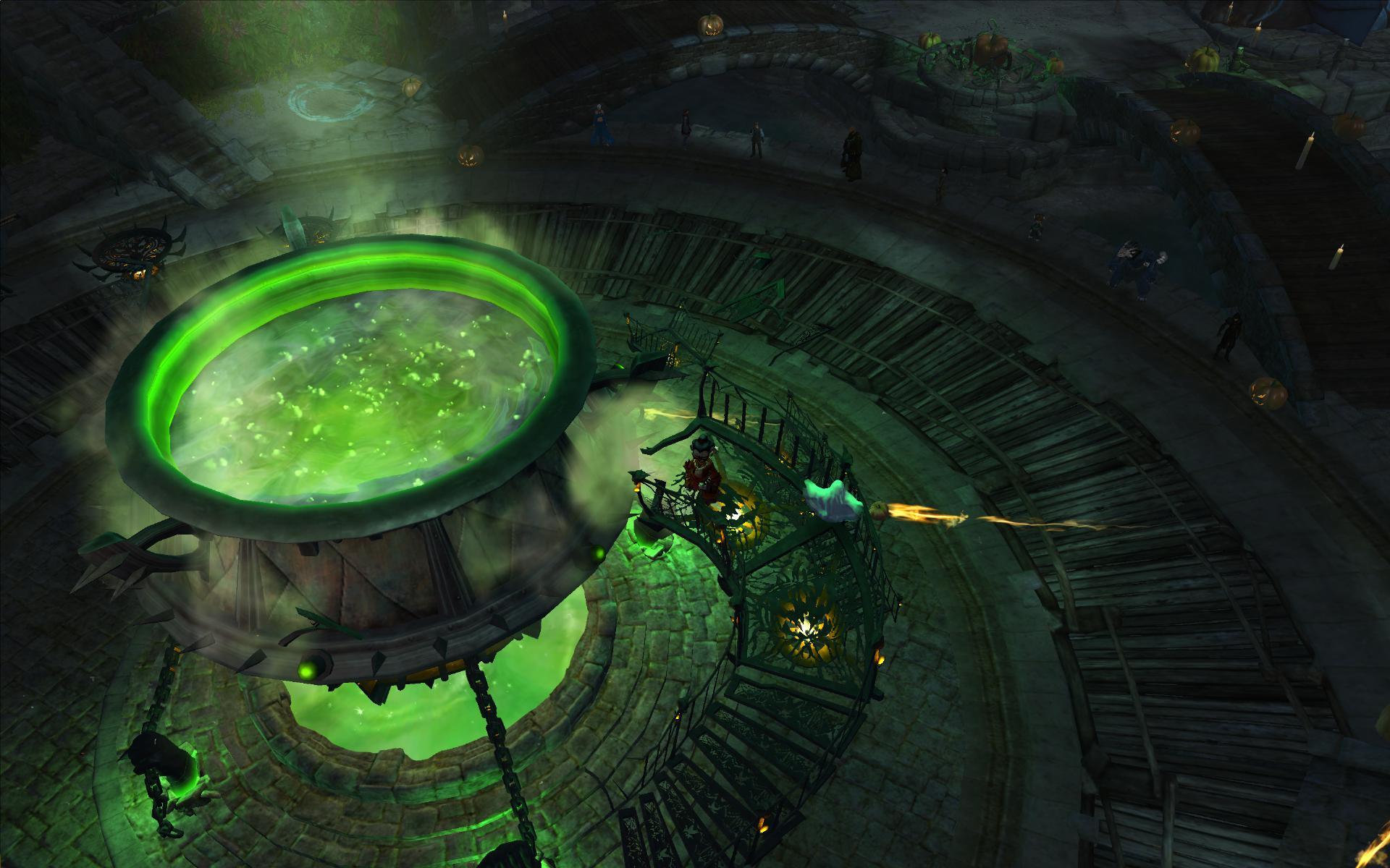 Guild Wars 2 Halloween Festivities - The Average Gamer