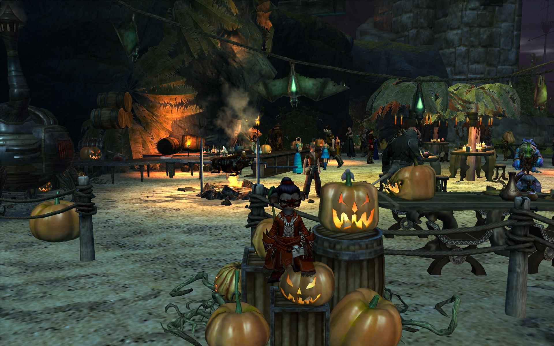 Guild Wars 2 Halloween Festivities - The Average Gamer